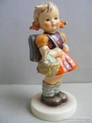 Hummel Iskolás lány -School Girl #81 2/0 Jubileumi 11,5cm