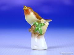 0D197 Mini herendi kismadár 5 cm