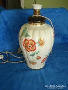Thomas Ivory Bavaria porcelán váza lámpa