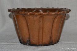 Régi kuglóf sütő  ( 008 )