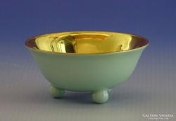 0I442 Art deco francia LIMOGES porcelán dísztárgy