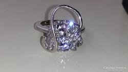 Ezüst gyűrű 925. 2/1