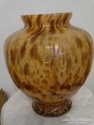 """Muranói váza, jelzett: """"Maestri Vetrai"""" , 29 cm magas!!!"""