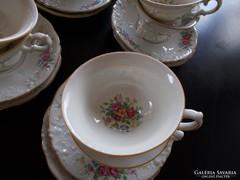 Tea és káve készlet, 12 személyes