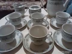 Chinai kávés készlet