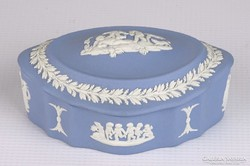 0I438 Jelzett Wedgwood porcelán bonbonier