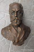 Antik szobor Jókai Mór terrakotta