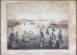 J. C. Weinrauch : Nordischer Kriegs Schauplaz 1788