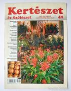 Kertészet és Szőlészet. 2003. október 9.