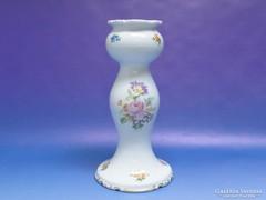 0J372 Wallendorf porcelán gyertyatartó 21.5 cm