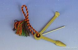 0J075 Régi pipatömő pipa pucoló eszköz