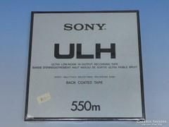 0J314 Bontatlan SONY ULH 550m magnetofonszalag