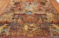"""Kézi Perzsaszőnyeg  orig.Irán A perszaszőnyegek csúcskategóriája* """"Édenkert"""" szépsége leírhatatlan."""