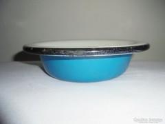 Zománcozott tányér - szovjet CCCP - 19.7 cm