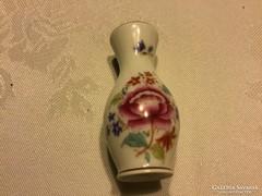 Herendi kis váza 6,5 cm-es antik