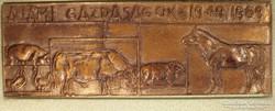 Állami Gazdaság plakett 1949-1969   / 1