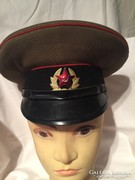 Szovjet katonai tányérsapka