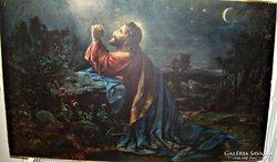 JÉZUS A GETSZEMÁNI KERTBEN OLAJNYOMAT