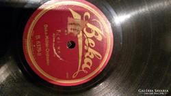 18 db régi gramofon lemez eladó egyben