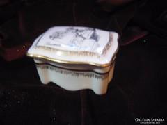 Limoges  ékszeres doboz