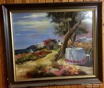 Adilov Alim  50x70cm zsűrizett kép