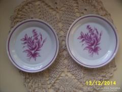 Hollóházi porcelán kis falitányér