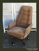 Retro forgó fotel