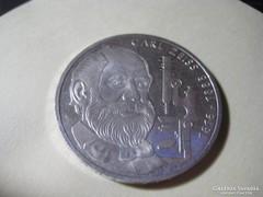 10  Mark    1988   Carl Zeiss  emlékérem   1816--1888