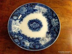 Sarreguemines Jardiniere fajansz kistányér, sütis tányér