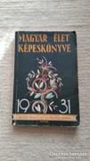 1931. Magyar élet képeskönyve.