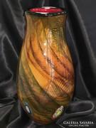 Hatalmas Muránói üveg váza