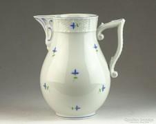 0K719 Antik óherendi porcelán kiöntő