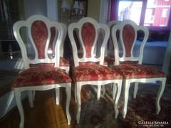 Étkező  szék bézs szinben
