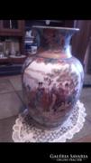 Kínai porcen váza