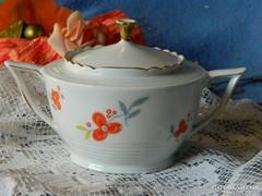 Antik, Schirnding porcelán cukortartó (1909-25)