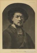 Bécsi műhely 1940 körül : Rembrandt