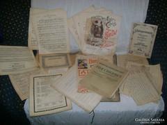 Antik kotta gyűjtemény hagyatékból