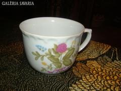 KAHLA régi virágmintás csésze