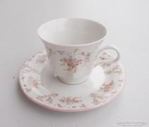 Eredeti HR porcelán teáscsésze alátéttel