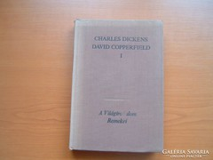 CHARLES DICKENS: COPPERFIELD DÁVID