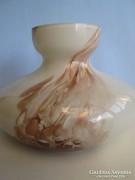 Muránoi,rétegelt váza,gyönyörű Színekkel
