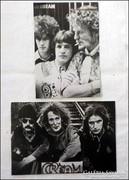 Retro Cream  együttes fotó 2 darab