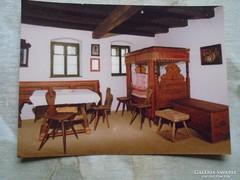 D146678 Fertőszentmiklós Falumúzeum FORTE fénykép képeslap