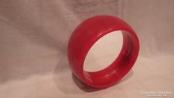 Budai Műanyagfeldolgozó Szöv. retro gömb pipere tükör