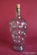 """Antik bütykös """"üveg palack"""