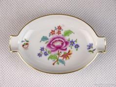 0K783 Régi Herendi porcelán hamutál