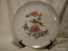 Hollóházi porcelán : falitányér