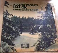 HANGLEMEZ /Karácsonyi
