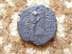Ókori i.e. - 170 görög - szeleukida érme pénz . Ótestamentum biblia is említi + angyal medál -nak is