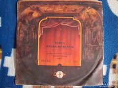 Híres Opera-Kórusok LP bakelit lemez